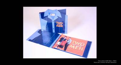 Two and a Half Men Launch Kit