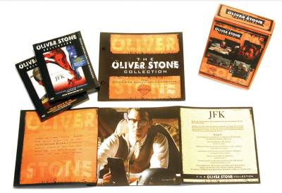 Oliver Stone Movie Collection
