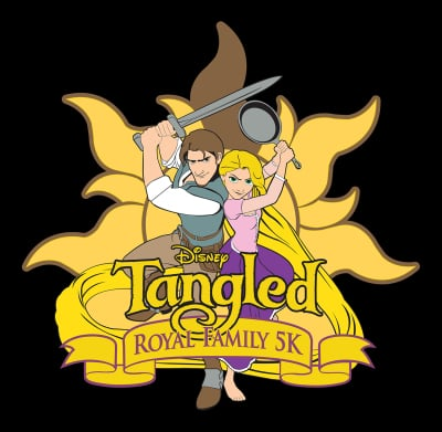 Tangled Pin Art For Disneyland